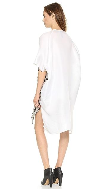 Zero + Maria Cornejo Elie Dress