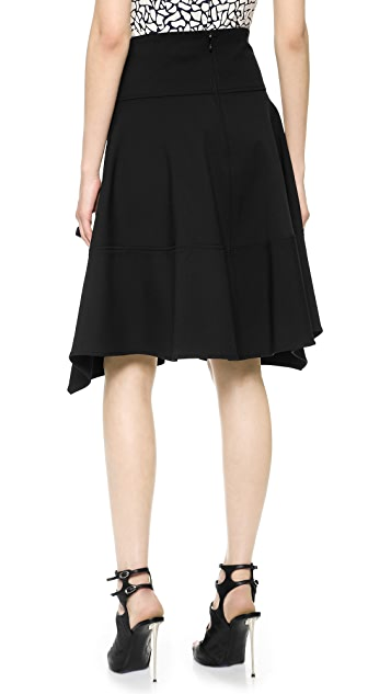 Zero + Maria Cornejo Madi Skirt
