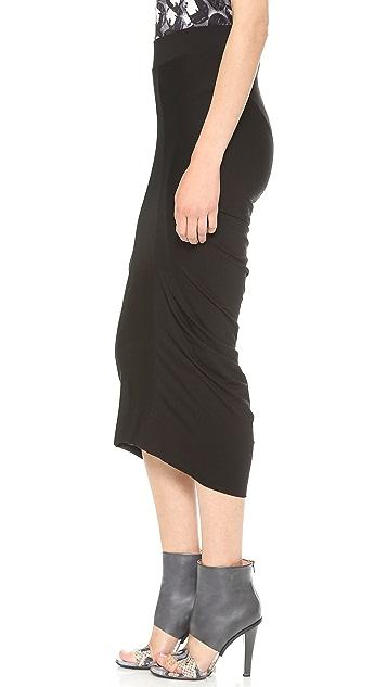 Zero + Maria Cornejo Long Lola Skirt