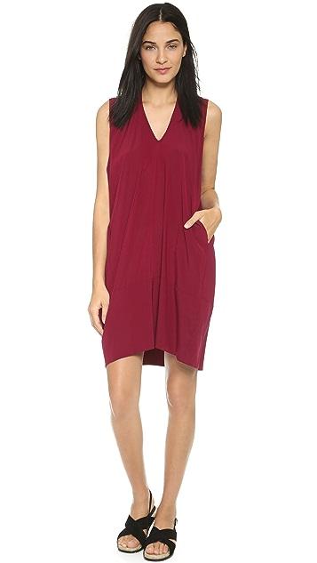 Zero + Maria Cornejo Sleeveless Tasi Dress