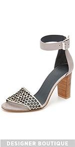 Odin Perf Sandals                Zero + Maria Cornejo