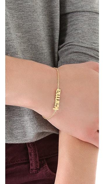 Jennifer Zeuner Jewelry Karma Bracelet