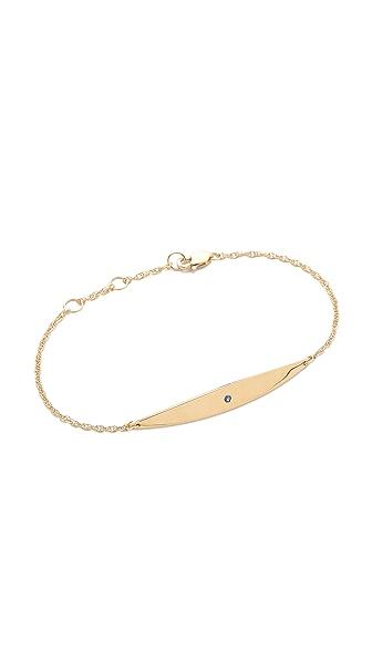 Jennifer Zeuner Jewelry Nezareh Eye Bracelet