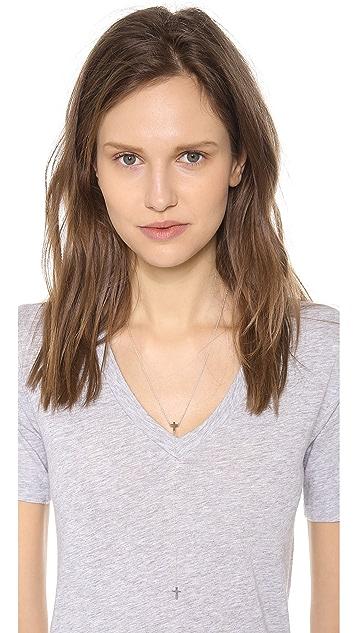 Jennifer Zeuner Jewelry Theresa Lariat Necklace