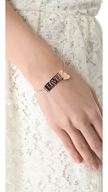 Jennifer Zeuner Jewelry Loved Bracelet