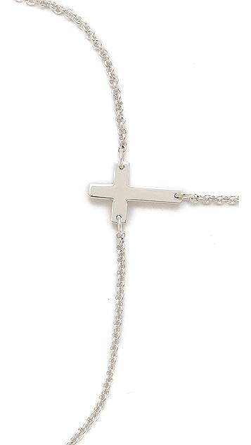 Jennifer Zeuner Jewelry Theresa Hand Chain