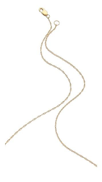 Jennifer Zeuner Jewelry Loretta Lariat Necklace