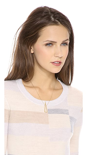 Jennifer Zeuner Jewelry Naven Necklace