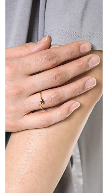 Jennifer Zeuner Jewelry Vega Ring
