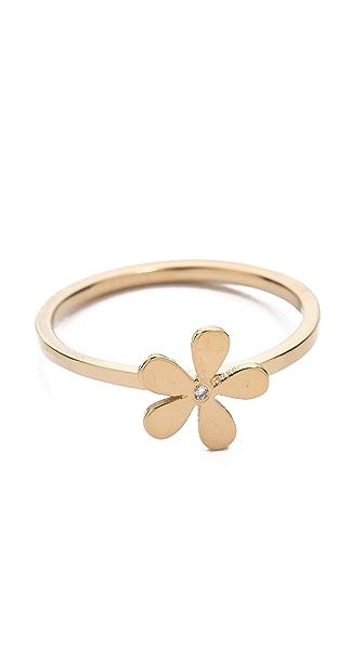 Jennifer Zeuner Jewelry Mini Monaco Ring