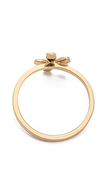 Jennifer Zeuner Jewelry Mini Monaco Ring