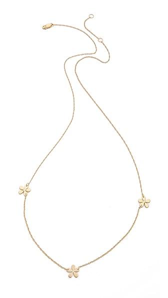 Jennifer Zeuner Jewelry Mini Romy Monaco Necklace