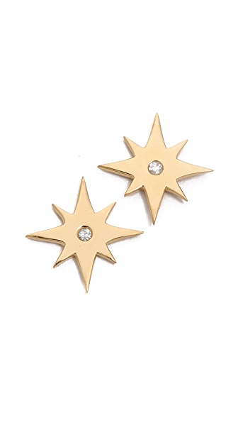Jennifer Zeuner Jewelry Starburst Earrings
