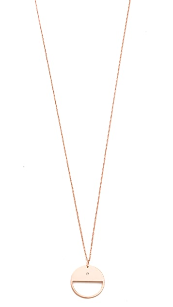 Jennifer Zeuner Jewelry Coco Necklace