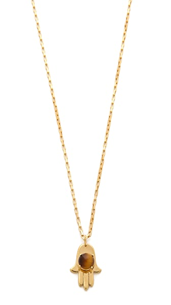 Jennifer Zeuner Jewelry Renata Necklace