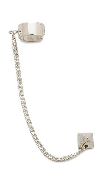 Jennifer Zeuner Jewelry Violet Stud Earring