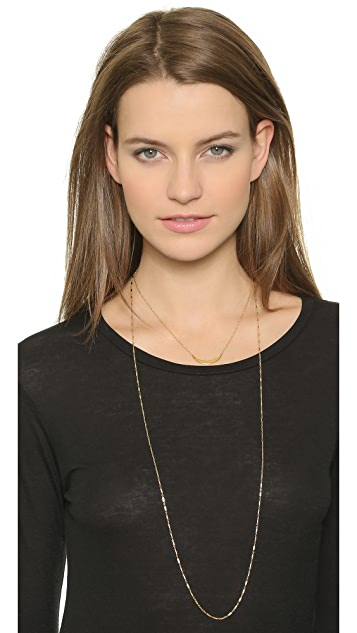 Jennifer Zeuner Jewelry Pippa Necklace