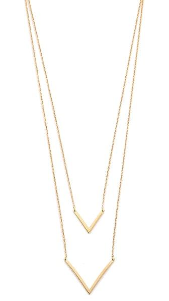 Jennifer Zeuner Jewelry Tila Necklace