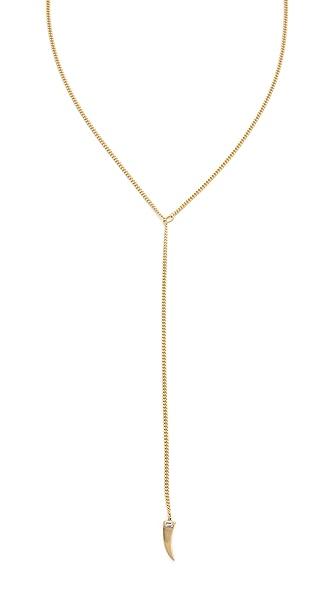 Jennifer Zeuner Jewelry Avril Lariat Necklace