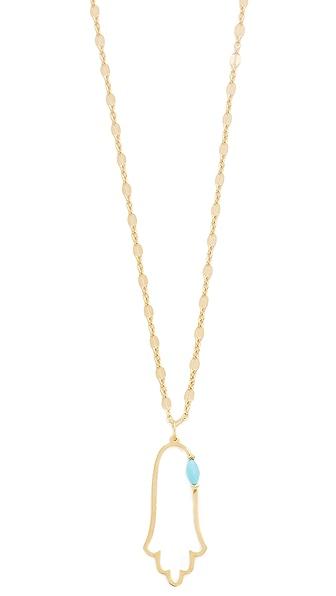 Jennifer Zeuner Jewelry Annaliese Necklace