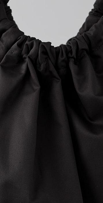 Zimmermann Solid Drawstring Bag