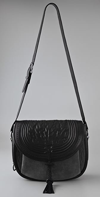 Zimmermann Tooled Leather Bag