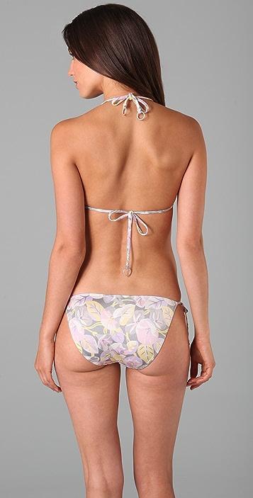 Zimmermann Sorbet Frill Triangle Bikini