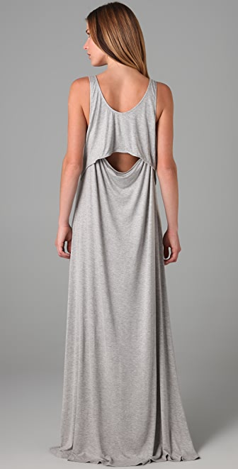 Zimmermann Sorbet Tank Maxi Dress