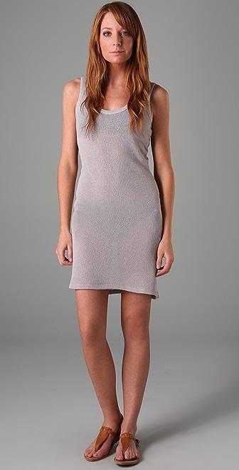Zimmermann Sorbet Knit Cover Up Dress