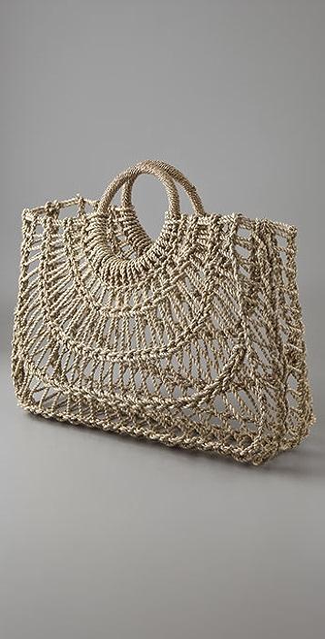 Zimmermann Natural Bag
