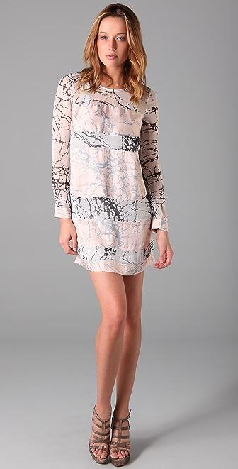 Zimmermann Vanishing Splice Dress
