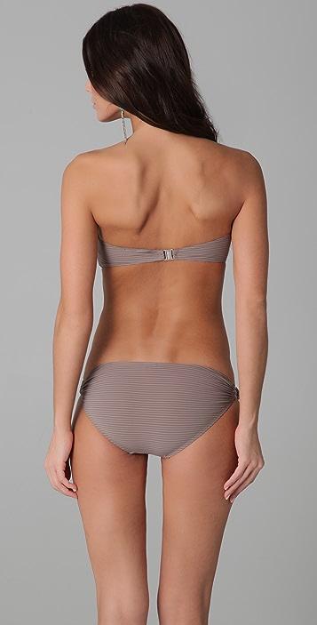 Zimmermann Rectangle Bra Bikini Top