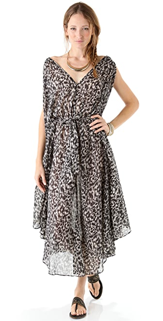 Zimmermann Devoted Butterfly Dress