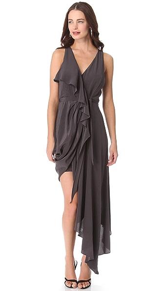 Zimmermann Asymmetrical Phoenix Dress