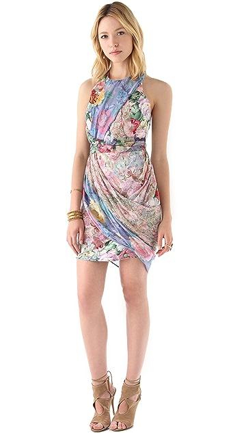 Zimmermann Balance Printed Dress