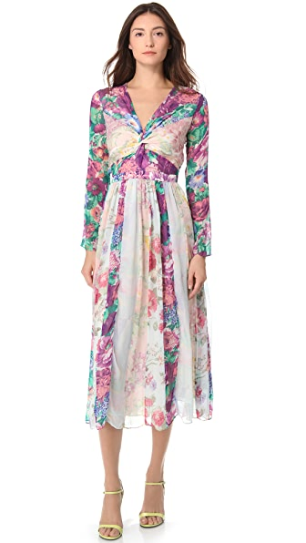Zimmermann Twist Midi Dress