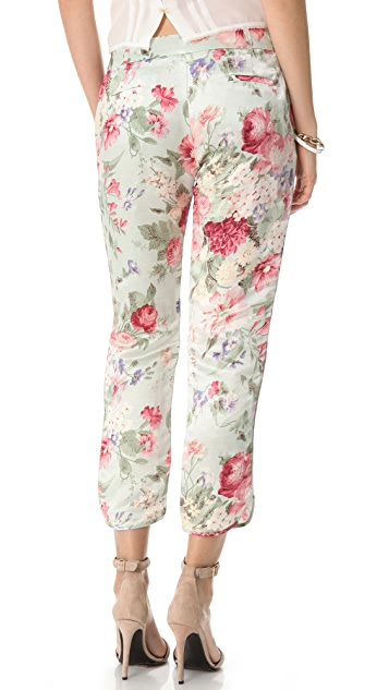 Zimmermann Chill Floral Pants