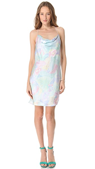 Zimmermann Floral Slip Dress