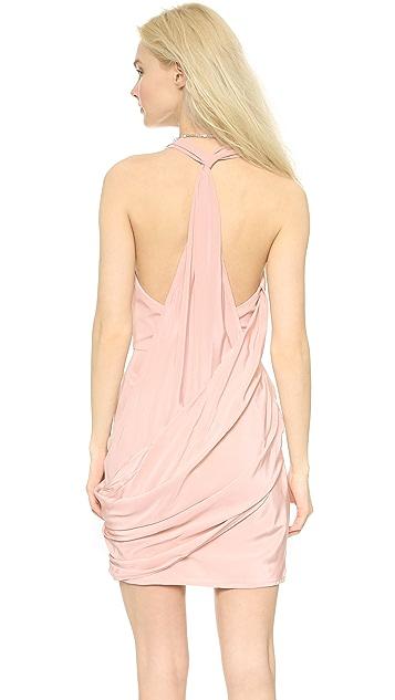 Zimmermann Back Drape Dress
