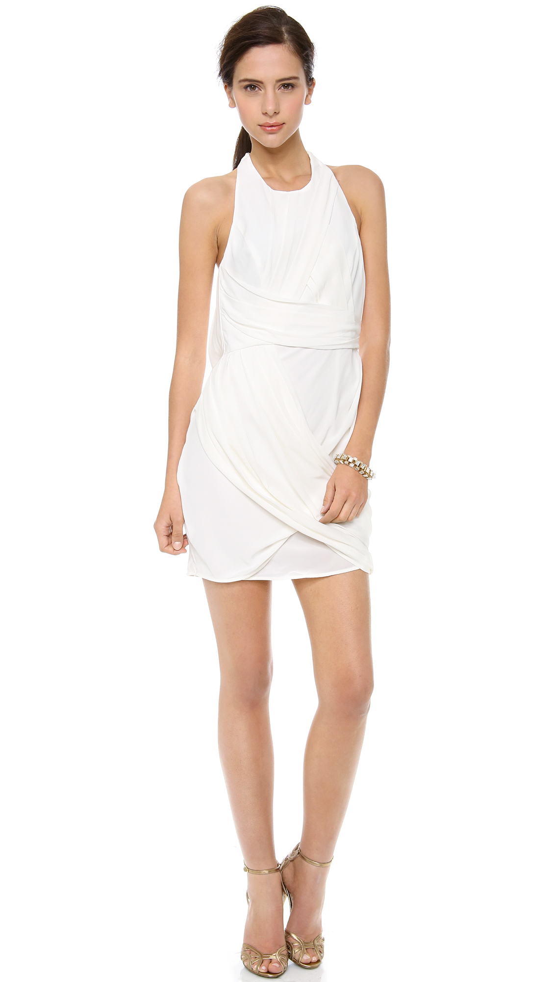 4b5155ffad5cc Zimmermann Back Drape Dress | SHOPBOP