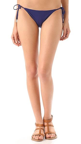 Zimmermann Tie Side Bikini Bottoms