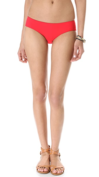 Zimmermann Collision Low Bikini Bottoms