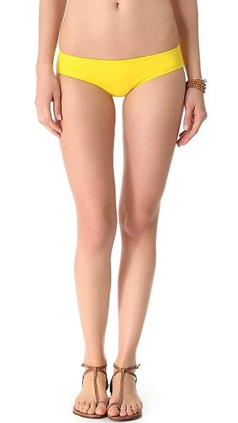 Zimmermann Collision Low Bikini Bottoms