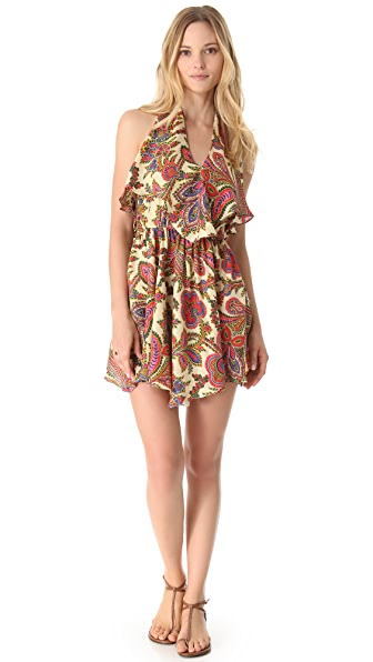 Zimmermann Zoe Layered Cover Up Dress