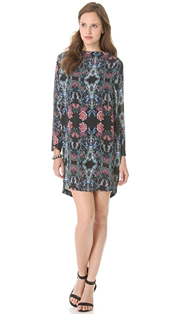 Zimmermann Rising Floral Shift Dress