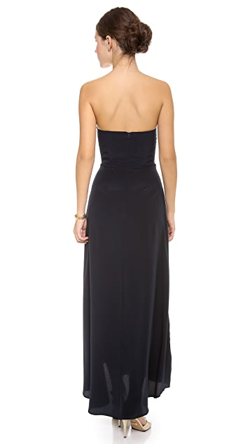 Zimmermann Strapless Underwire Dress