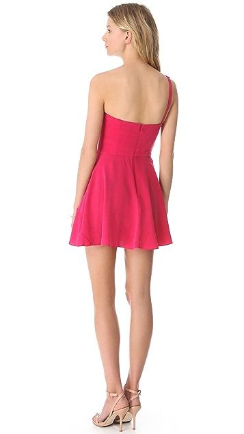 Zimmermann Phoenix Draped Dress
