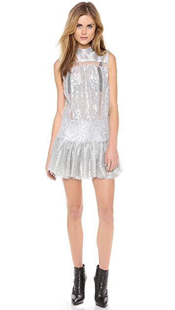 Zimmermann Metal Splice Dress