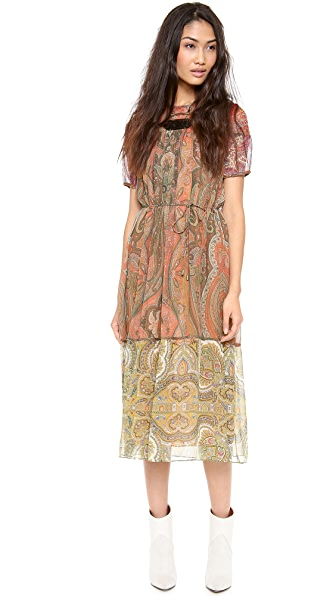 Zimmermann Good Love Smock Dress