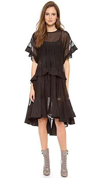 Zimmermann Good Love Floating Dress